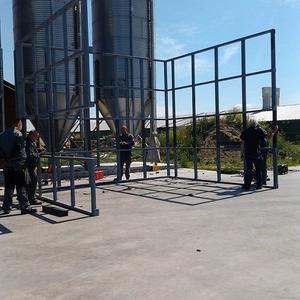 Unsere Referenzen - Arbeiten aus Metall, Stahl